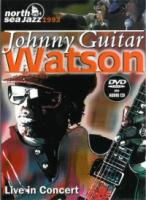 Johnny Guitar Watson  North Sea Jazz Festival 1993 + cd