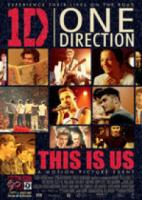 One Direction  This Is Us (Bluray)