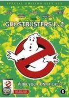 Ghostbusters 1 & 2 (2DVD)(Giftset)