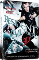 Resident Evil 4: After Life (3D+2D)(Metal Case)