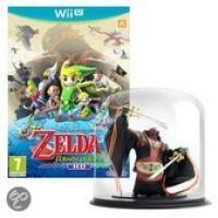The Legend of Zelda: The Windwaker HD + Ganondorf Figurine