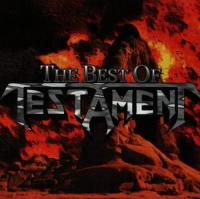 Testament  Best of (CD)