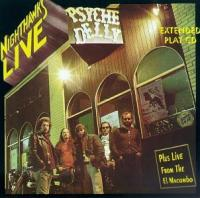Nighthawks  Live at the psychedelly (CD)