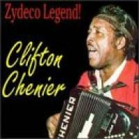 Chenier, Clifton  Zydeco legend (CD)