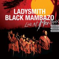 Ladysmith Black Mambazo  Live at montreuz '87|'89 (CD)