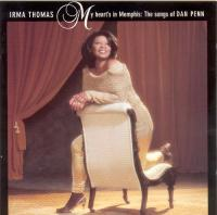 Thomas, Irma  My heart's in memphis (CD)