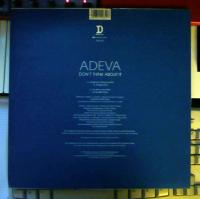 Adeva  Don't think about it rmx (12MLP)