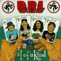 D.R.I.  Four of a kind (CD)