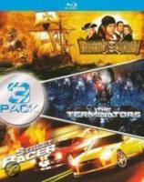 BluRay 3 Pack