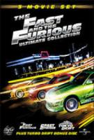 Fast And The Furious Trilogy  Ultimate Edition (3DVD)