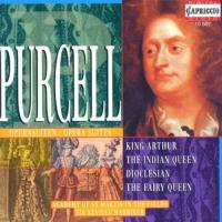 Purcell, H.  Opera suites (CD)