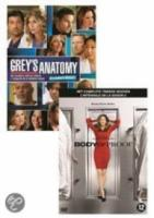 Grey's Anatomy  Seizoen 8|Body Of Proof  Seizoen 2