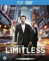 Limitless (Steelbook) (Bluray+Dvd Combopack)