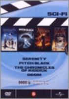 SciFi Box (4DVD)