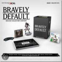 Bravely Default: Flying Fairy Collectors Edition