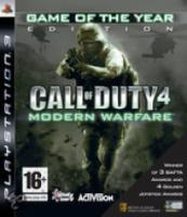 Call Of Duty 4: Modern Warfare  Game Of The Year Editie