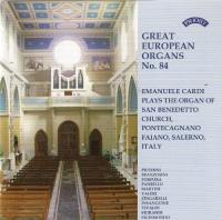 Great European Organs Vol.84