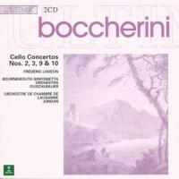 Boccherini: Cello Concerto no 2, 3, 9 & 10 | Lodeon, et al