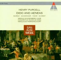 Purcell: Dido and Aeneas | Harnoncourt, Murray, Scharinger