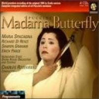 Puccini,Madame Butterfly
