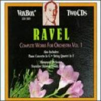 Ravel:Works For Orch.Vol.1