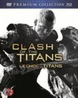 Clash Of The Titans (Bluray+Dvd Digibook)