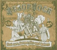 Aesop Rock  Fast Cars Danger Fire =Lt (CD)