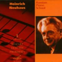 Russian Piano School: Heinrich Neuh