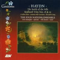 Haydn, F.J.  Battle of the nile (CD)