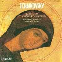 Tchaikovsky, P.I.  Liturgy, chrysostom (CD)