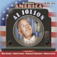 Jolson, Al  Radio stars of america (CD)