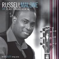 Malone, Russell  Live at jazz standard 1 (CD)