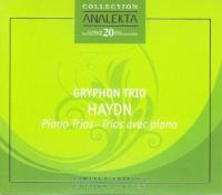 Haydn, J.  Piano trios (CD)