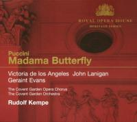 Puccini, G.  Madama butterfly (2CD)