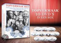 Topvermaak met… 10 DVD box