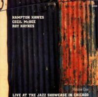 Hawes, Hampton  Live at the jazz showcase (CD)