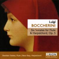 Boccherini, L.  Six sonatas (CD)