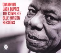 Jack Champion Dupree  Complete Blue Horizon (2CD)