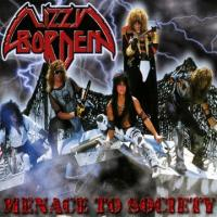 Lizzy Borden  Menace to society (CD)