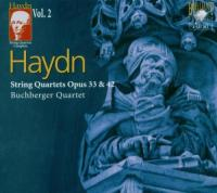 Haydn, J.  String quartets vol.2 (2CD)