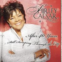 Caesar, Shirley  After 40 years (CD)