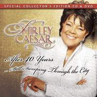 Caesar, Shirley  After 40 years cd+dvd (CD)