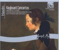 Haydn, J.  Keyboard concertos (CD)