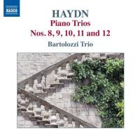 Haydn, J.  Piano trios vol.4:no.812 (CD)