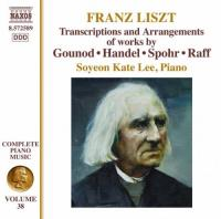 Liszt, F.  Complete piano music vol. (CD)