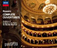 Rossini, G.  Complete ouvertures (3CD)