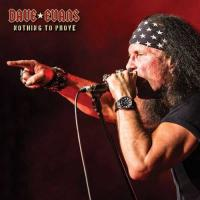 Evans, Dave  Nothing to prove (CD)