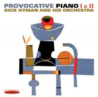 Hyman, Dick & John Sherid  Provocative piano i & ii (CD)