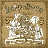 Aesop Rock  Fast cars, danger, fire & (CD)