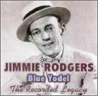 Rodgers, Jimmie  Blue yodel 19tr (CD)